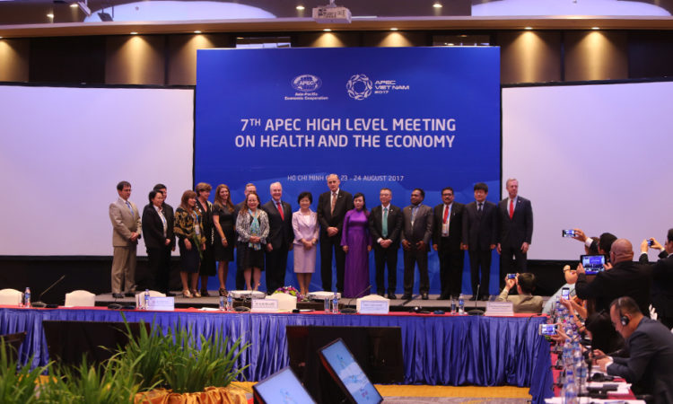 HHS Secretary Price Delivers Keynote Address at Meeting of the Asia-Pacific Economic Cooperation, 8/25/2017