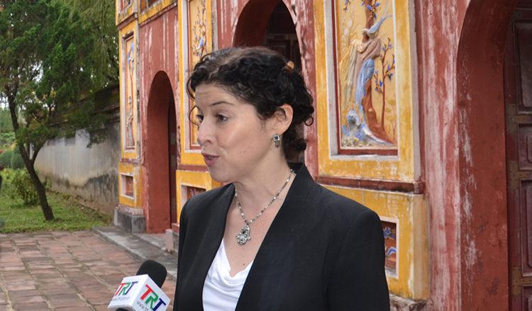 Tổng Lãnh sự công bố Quỹ Bảo tồn Văn hóa của Đại sứ Hoa Kỳ