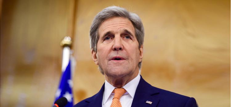 Bộ trưởng Ngoại giao John Kerry