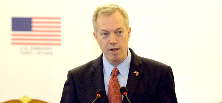Tuyên bố của Đại sứ Hoa Kỳ tại Việt Nam Ted Osius