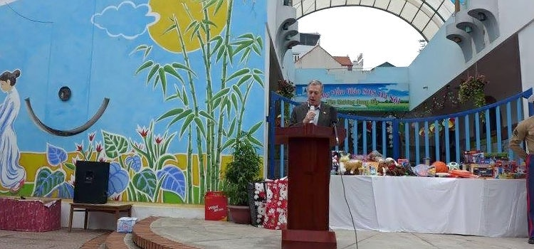 Speech by Ambassador Ted Osius at the SOS Village