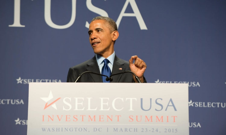 POTUS speaking at 2015 Summit