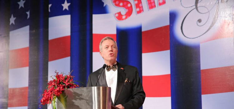 Ambassador Osius's Remarks at the AmCham Gala