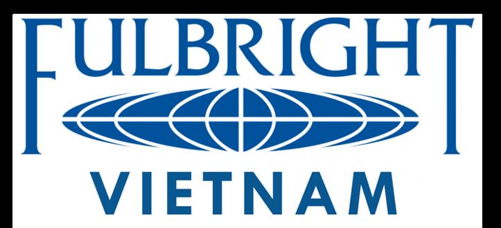 Chương trình Học giả Fulbright Việt Nam 2017