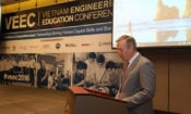 Ambassador Ted Osius at Vietnam Engineering Education Conference 2016