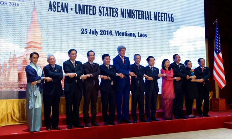 Secretary Kerry's Remarks at the U.S.-ASEAN Ministerial Meeting