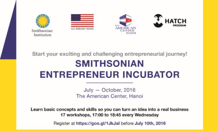2016 Entrepreneur Incubator