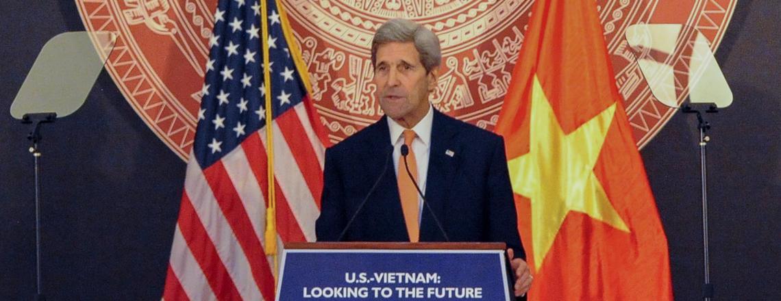 Press Statement by Secretary of State John Kerry on Vietnam's National Day