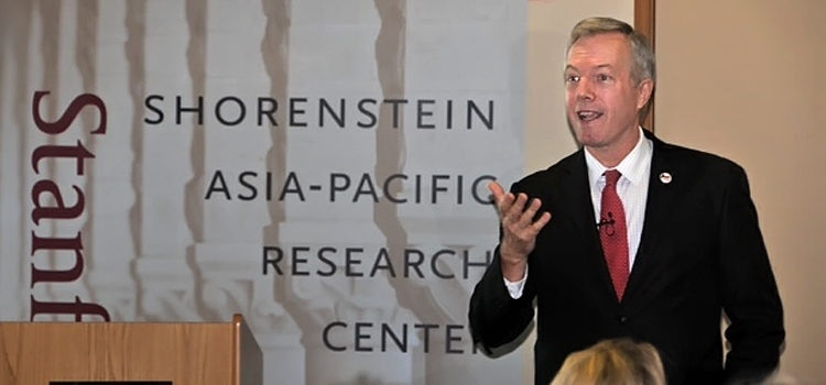 "Ambassador Osius' Remarks at Stanford University: ""U.S.-Vietnam Relations - Today and Tomorrow"""