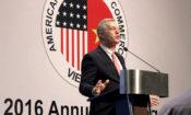 Speech by Ambassador Ted Osius at AMCHAM Annual Dinner