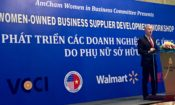 Ambassador Osius's at the AmCham-WalMart Workshop on Women-Owned Business Supplier Development