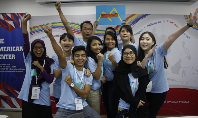YSEALi Regional Workshop on Entrepreneurship, May 2015, HCMC