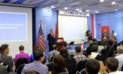 Đại sứ Osius phát biểu tại Hội thảo Cộng đồng Nghiên cứu Việt Nam do USAID tổ chức