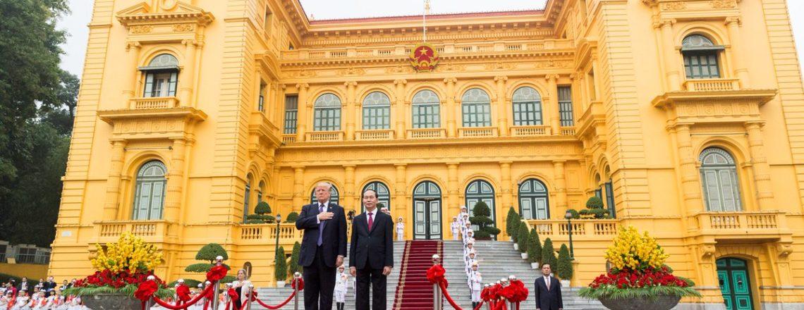 President Donald J. Trump's Visit to Vietnam, November 2017