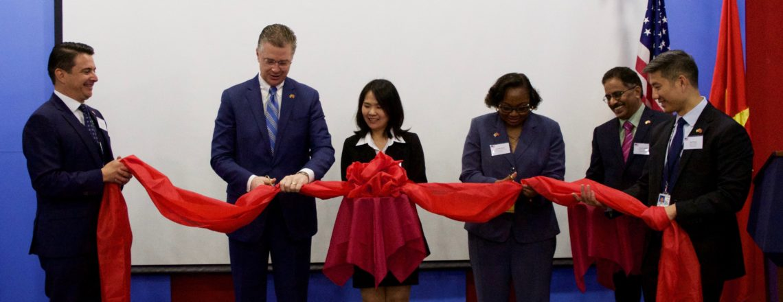U.S. Embassy Opens USDA's Animal and Plant Health Inspection Service Office in Vietnam