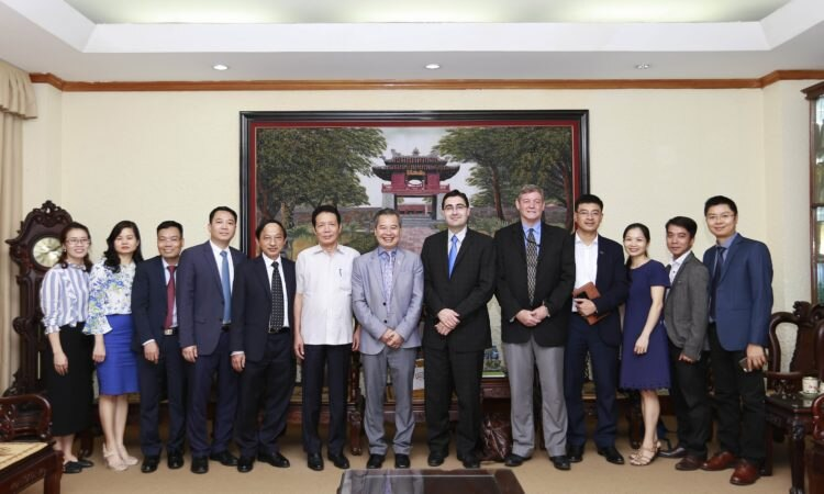 Department of State International Narcotics Bureau Strengthens Vietnam's Addiction Prevention Efforts