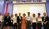"The U.S. Embassy Announces Winners of the ""Vietnam Challenge for Our Environment"""