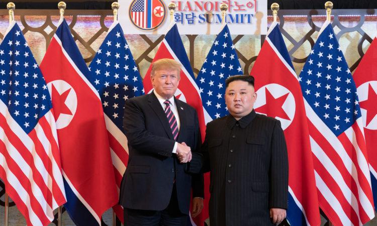 Phát Biểu Của Tổng Thống Hoa Kỳ Donald Trump Tại Bữa Tối Với Chủ Tịch Ủy Ban Quốc Vụ Nước Cộng Hòa