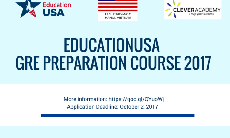 Announcement of GRE Preparation Course 2017