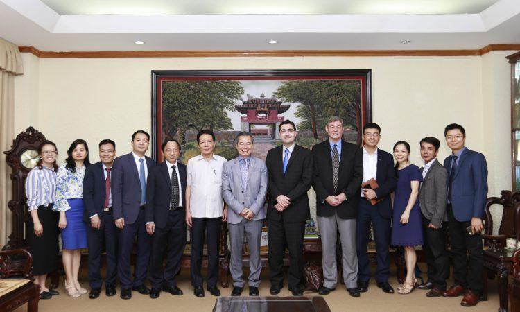 Vụ các vấn đề về ma túy và hành pháp quốc tế Bộ Ngoại giao Hoa Kỳ tăng cường hỗ trợ dự phòng nghiện ma túy cho Việt Nam