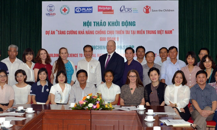 USAID Supports Vietnam to Improve Disaster Response